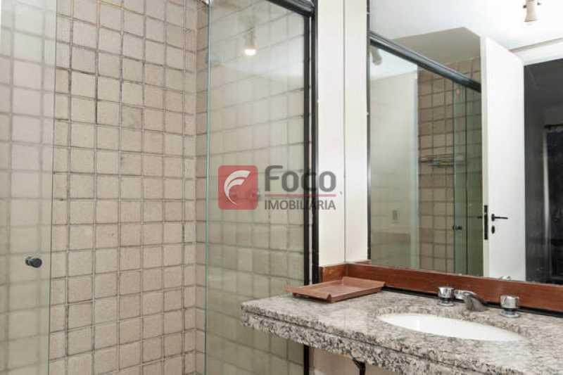 BANHEIRO  - Apartamento à venda Avenida Bartolomeu Mitre,Leblon, Rio de Janeiro - R$ 1.900.000 - FLAP22224 - 9