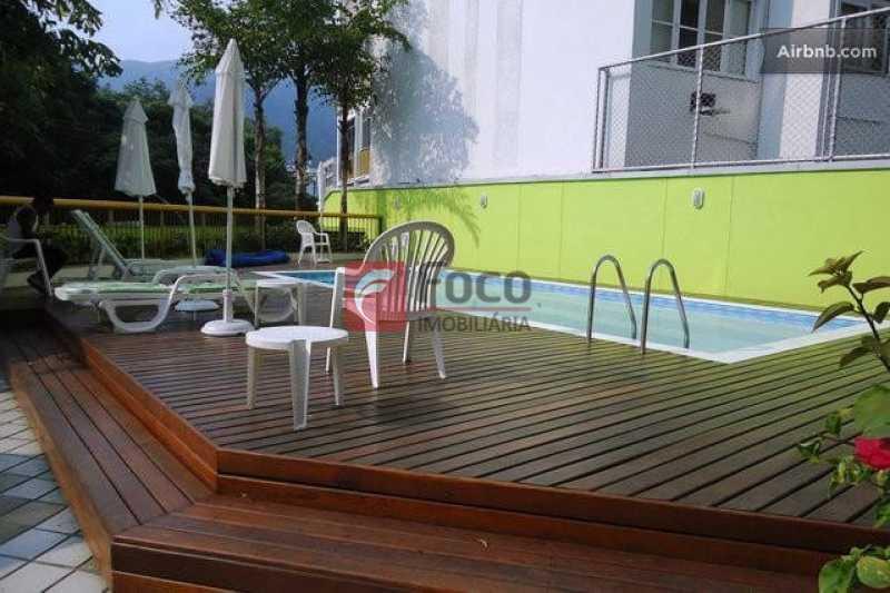 PISCINA - Apartamento à venda Avenida Bartolomeu Mitre,Leblon, Rio de Janeiro - R$ 1.900.000 - FLAP22224 - 18