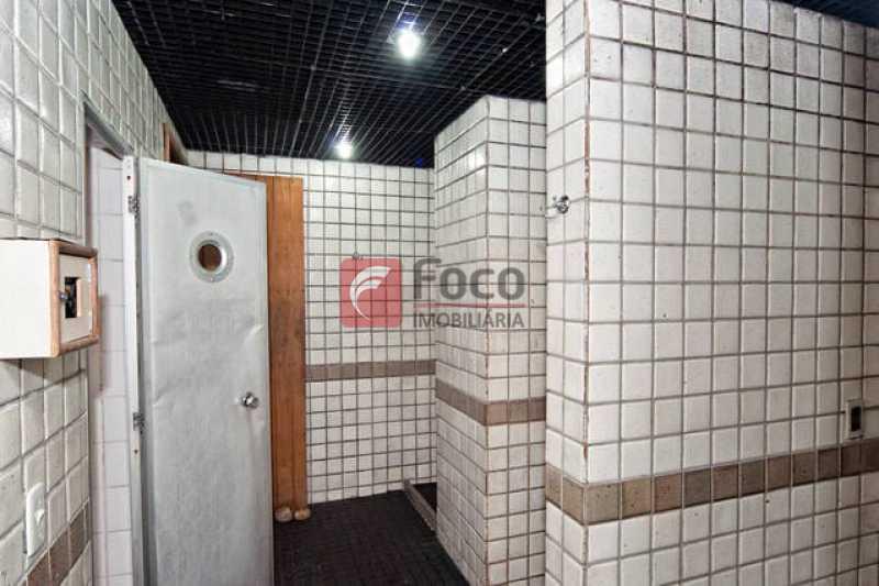 SAUNA - Apartamento à venda Avenida Bartolomeu Mitre,Leblon, Rio de Janeiro - R$ 1.900.000 - FLAP22224 - 17
