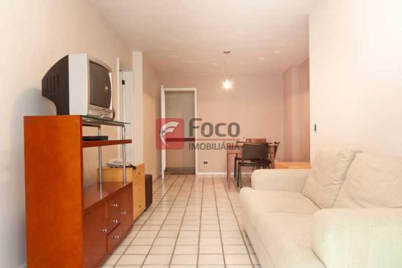 SALA - Apartamento à venda Avenida Bartolomeu Mitre,Leblon, Rio de Janeiro - R$ 1.900.000 - FLAP22224 - 4