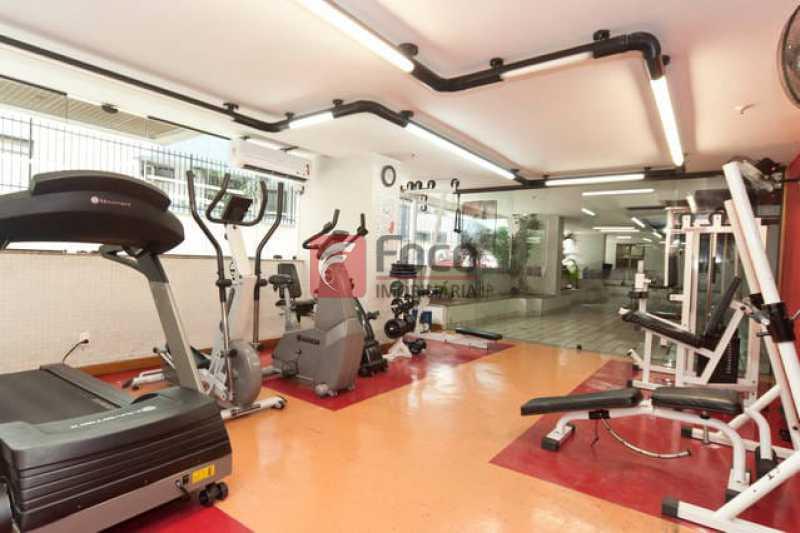ACADEMIA - Apartamento à venda Avenida Bartolomeu Mitre,Leblon, Rio de Janeiro - R$ 1.900.000 - FLAP22224 - 14