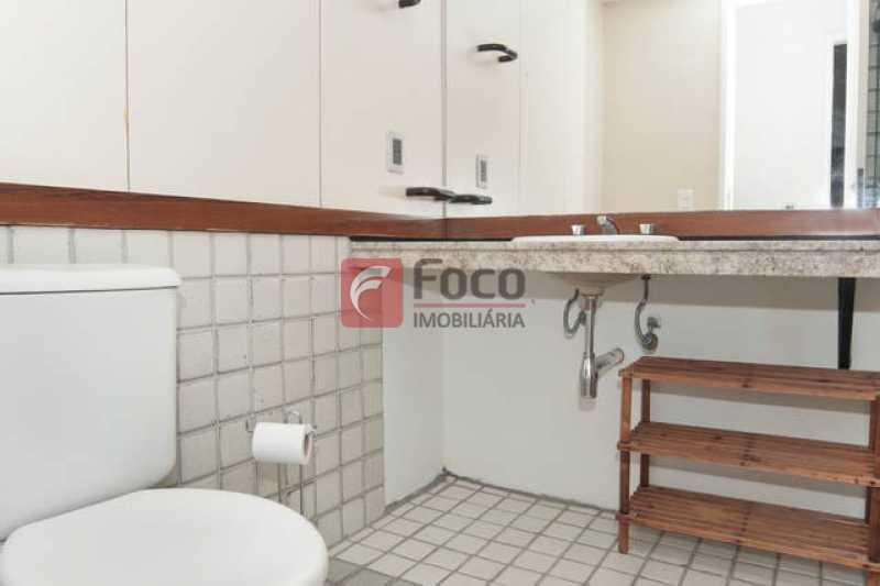 BANHEIRO - Apartamento à venda Avenida Bartolomeu Mitre,Leblon, Rio de Janeiro - R$ 1.900.000 - FLAP22224 - 11