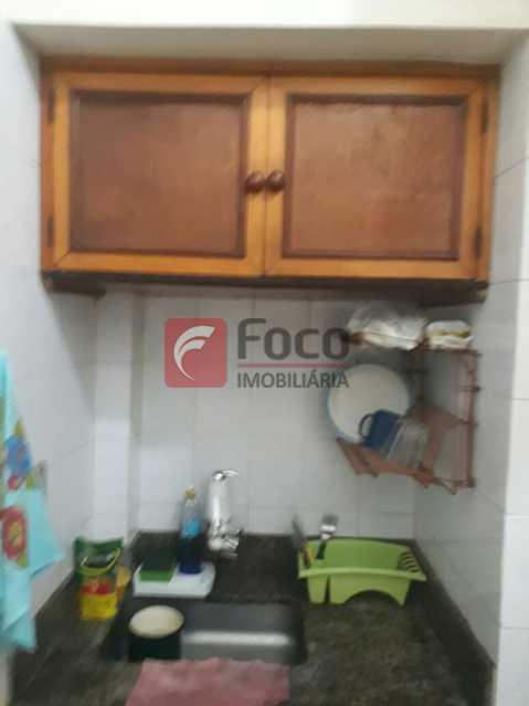 cozinha armários - Kitnet/Conjugado 30m² à venda Rua Ministro Viveiros de Castro,Copacabana, Rio de Janeiro - R$ 360.000 - JBKI00093 - 14