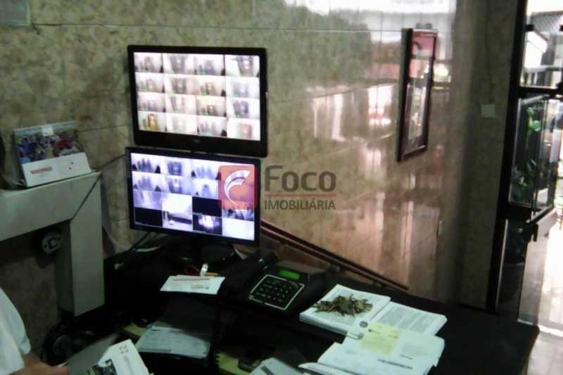 portaria - Kitnet/Conjugado 30m² à venda Rua Ministro Viveiros de Castro,Copacabana, Rio de Janeiro - R$ 360.000 - JBKI00093 - 16
