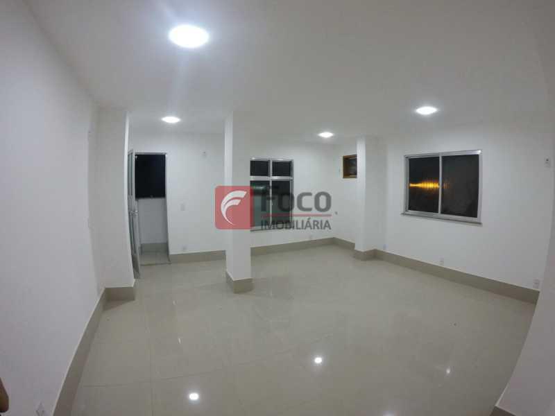 SALÃO - Casa à venda Rua Oliveira Fausto,Botafogo, Rio de Janeiro - R$ 3.350.000 - FLCA60031 - 1