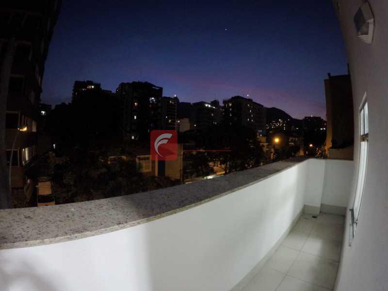 TERRAÇO - Casa à venda Rua Oliveira Fausto,Botafogo, Rio de Janeiro - R$ 3.350.000 - FLCA60031 - 10