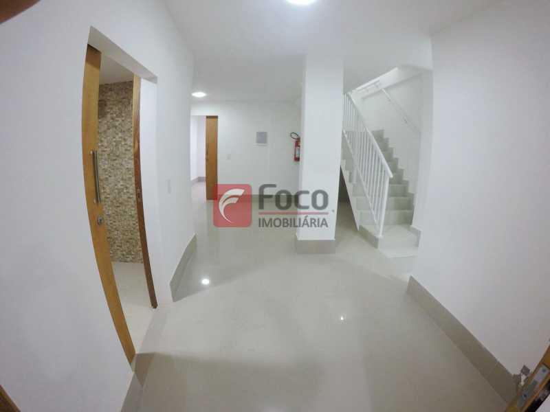 SALÃO - Casa à venda Rua Oliveira Fausto,Botafogo, Rio de Janeiro - R$ 3.350.000 - FLCA60031 - 7