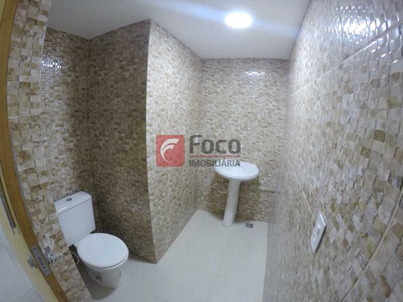 BANHEIRO SUÍTE - Casa à venda Rua Oliveira Fausto,Botafogo, Rio de Janeiro - R$ 3.350.000 - FLCA60031 - 22
