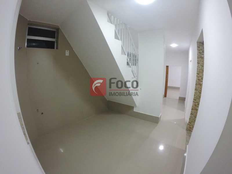 SALÃO - Casa à venda Rua Oliveira Fausto,Botafogo, Rio de Janeiro - R$ 3.350.000 - FLCA60031 - 9