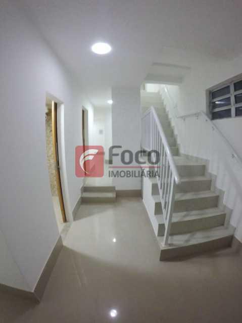 ESCADA LINEAR - Casa à venda Rua Oliveira Fausto,Botafogo, Rio de Janeiro - R$ 3.350.000 - FLCA60031 - 13