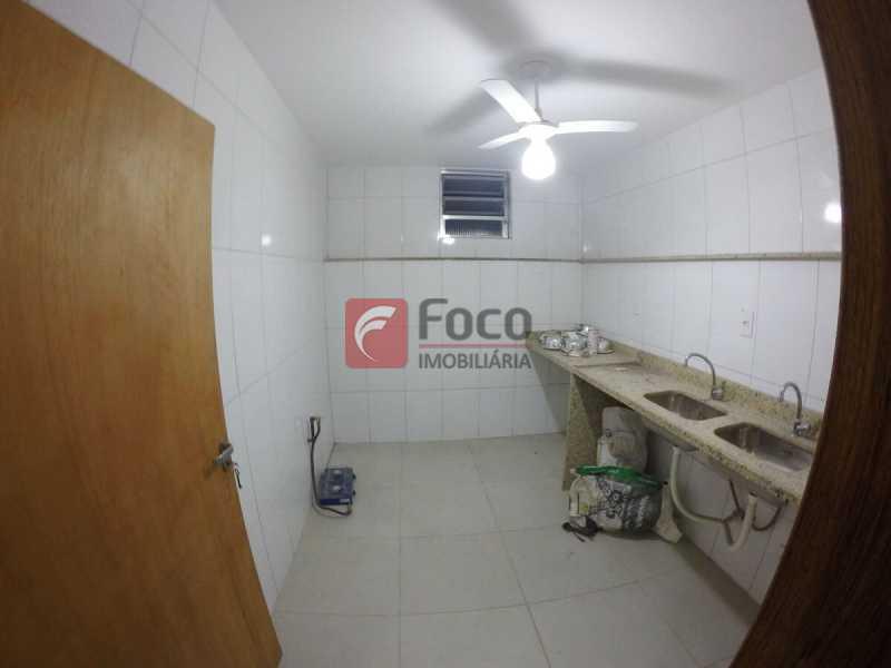 COZINHA - Casa à venda Rua Oliveira Fausto,Botafogo, Rio de Janeiro - R$ 3.350.000 - FLCA60031 - 26