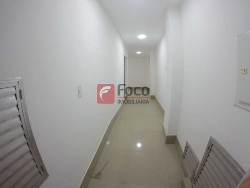 CIRCULAÇÃO - Casa à venda Rua Oliveira Fausto,Botafogo, Rio de Janeiro - R$ 3.350.000 - FLCA60031 - 14