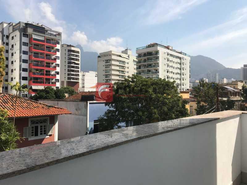 VISTA TERRAÇO - Casa à venda Rua Oliveira Fausto,Botafogo, Rio de Janeiro - R$ 3.350.000 - FLCA60031 - 27