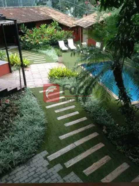 ÁREA DE LAZER - Casa em Condomínio à venda Rua Stefan Zweig,Laranjeiras, Rio de Janeiro - R$ 4.700.000 - FLCN50006 - 5