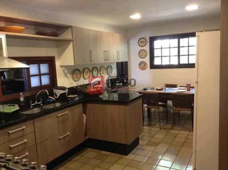 COZINHA - Casa em Condomínio à venda Rua Stefan Zweig,Laranjeiras, Rio de Janeiro - R$ 4.700.000 - FLCN50006 - 1