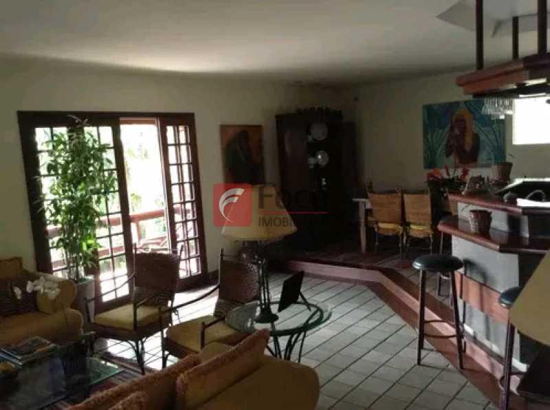 SALA - Casa em Condomínio à venda Rua Stefan Zweig,Laranjeiras, Rio de Janeiro - R$ 4.700.000 - FLCN50006 - 8