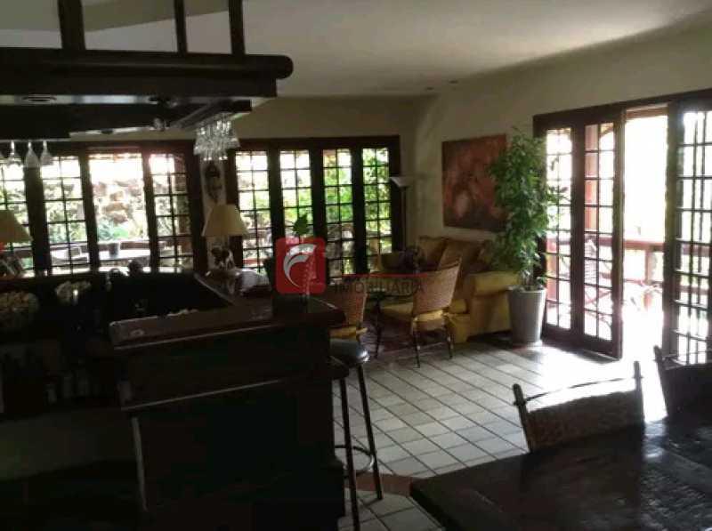 SALA - Casa em Condomínio à venda Rua Stefan Zweig,Laranjeiras, Rio de Janeiro - R$ 4.700.000 - FLCN50006 - 4