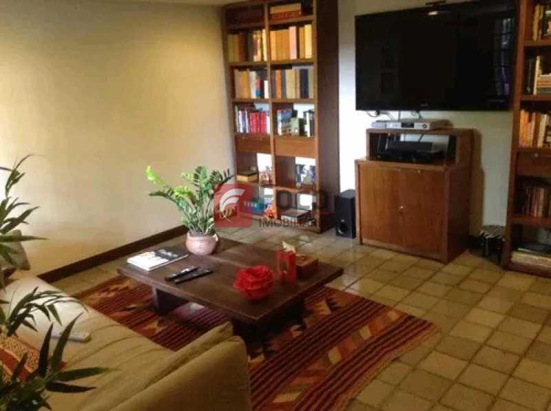 SALA - Casa em Condomínio à venda Rua Stefan Zweig,Laranjeiras, Rio de Janeiro - R$ 4.700.000 - FLCN50006 - 11