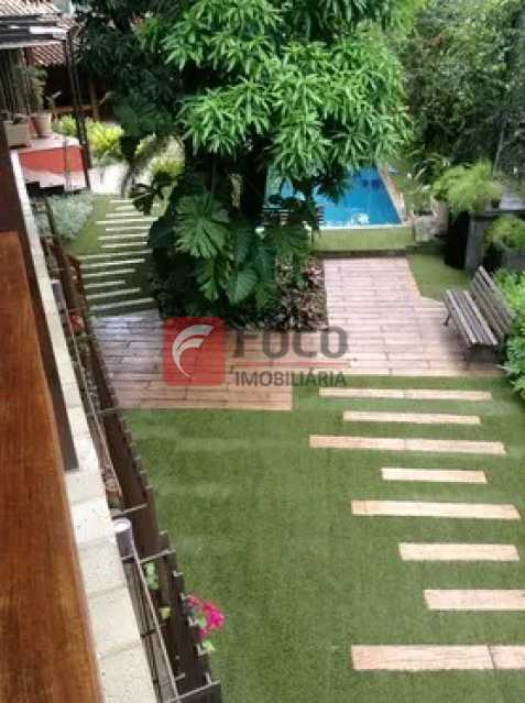 ENTRADA DA CASA - Casa em Condomínio à venda Rua Stefan Zweig,Laranjeiras, Rio de Janeiro - R$ 4.700.000 - FLCN50006 - 14