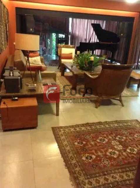 SALA - Casa em Condomínio à venda Rua Stefan Zweig,Laranjeiras, Rio de Janeiro - R$ 4.700.000 - FLCN50006 - 15