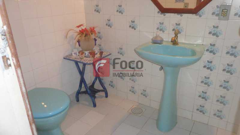 LAVABO - Casa à venda Rua Belisário Távora,Laranjeiras, Rio de Janeiro - R$ 2.400.000 - FLCA40072 - 9