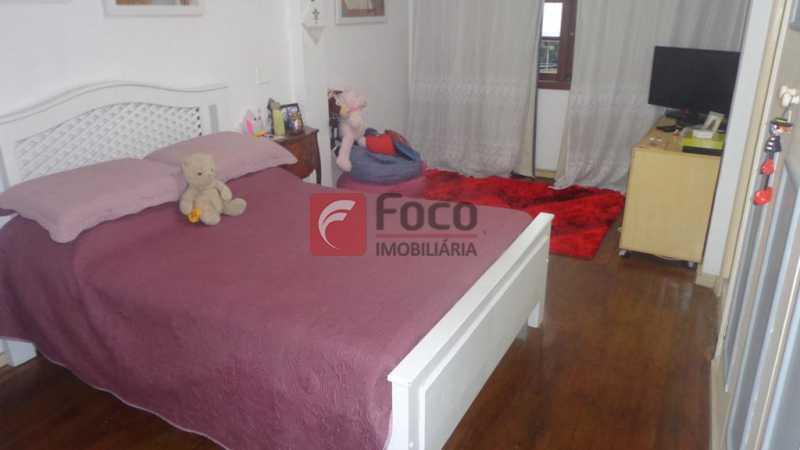 SUÍTE 1 - Casa à venda Rua Belisário Távora,Laranjeiras, Rio de Janeiro - R$ 2.400.000 - FLCA40072 - 10