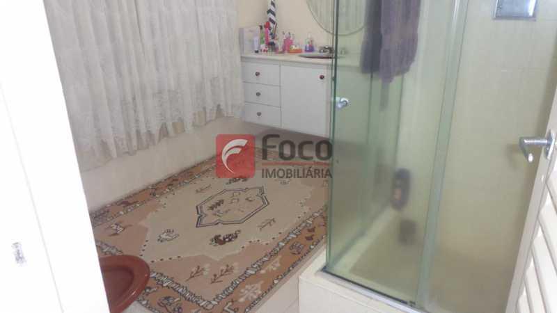 BANHEIRO SUÍTE 1 - Casa à venda Rua Belisário Távora,Laranjeiras, Rio de Janeiro - R$ 2.400.000 - FLCA40072 - 12