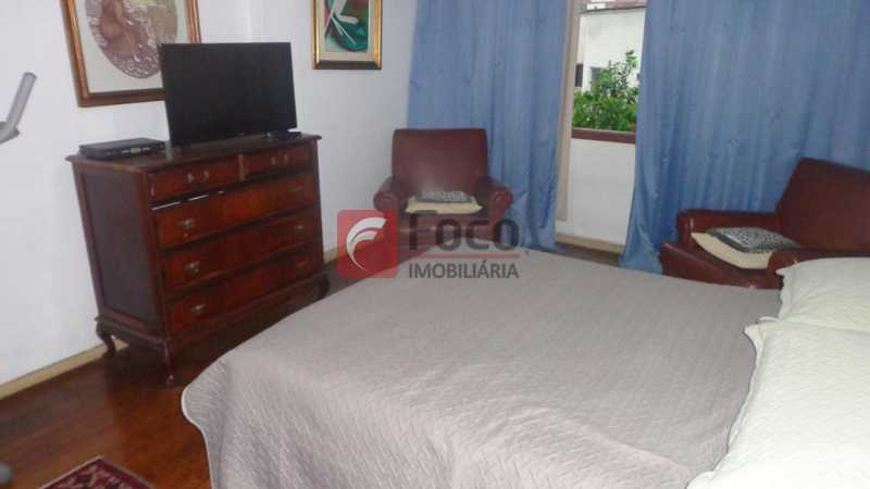SUÍTE 2 - Casa à venda Rua Belisário Távora,Laranjeiras, Rio de Janeiro - R$ 2.400.000 - FLCA40072 - 13