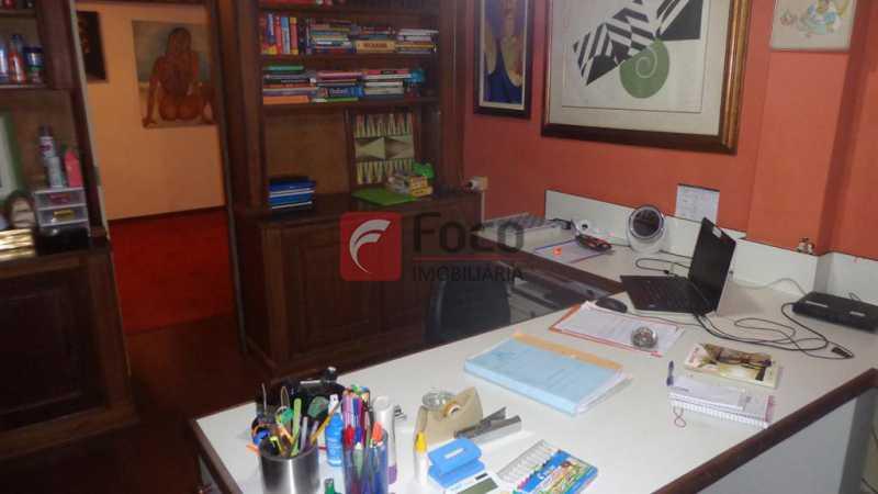 QUARTO 2 ESCRITÓRIO - Casa à venda Rua Belisário Távora,Laranjeiras, Rio de Janeiro - R$ 2.400.000 - FLCA40072 - 21
