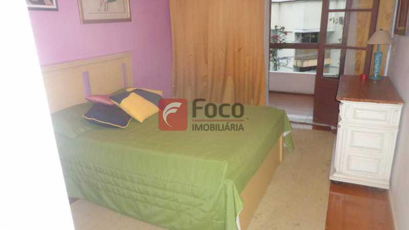 QUARTO 1 - Casa à venda Rua Belisário Távora,Laranjeiras, Rio de Janeiro - R$ 2.400.000 - FLCA40072 - 17