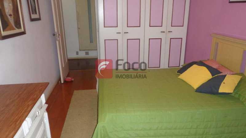 QUARTO 1 - Casa à venda Rua Belisário Távora,Laranjeiras, Rio de Janeiro - R$ 2.400.000 - FLCA40072 - 18