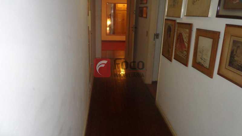 CIRCULAÇÃO - Casa à venda Rua Belisário Távora,Laranjeiras, Rio de Janeiro - R$ 2.400.000 - FLCA40072 - 22
