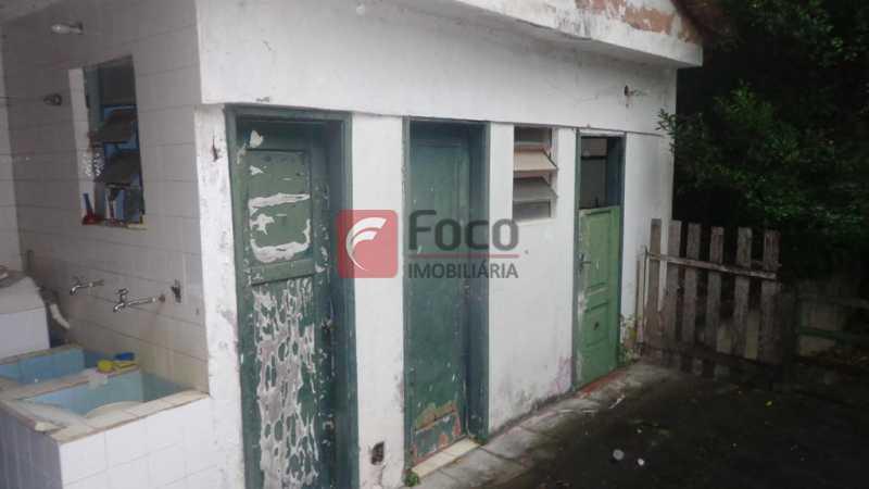 DEPENDÊNCIAS - Casa à venda Rua Belisário Távora,Laranjeiras, Rio de Janeiro - R$ 2.400.000 - FLCA40072 - 28