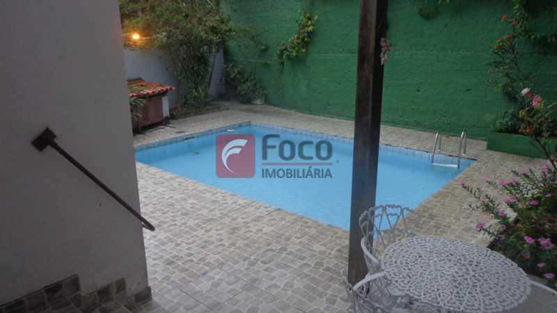 PISCINA - Casa à venda Rua Belisário Távora,Laranjeiras, Rio de Janeiro - R$ 2.400.000 - FLCA40072 - 30