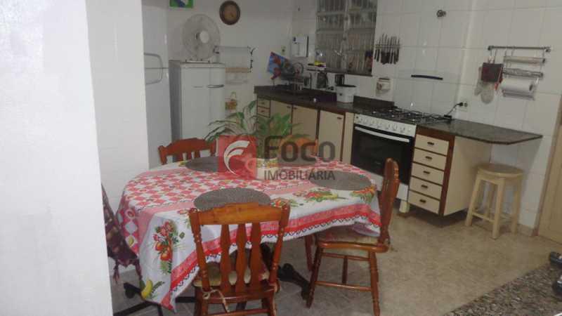 COPA COZINHA - Casa à venda Rua Belisário Távora,Laranjeiras, Rio de Janeiro - R$ 2.400.000 - FLCA40072 - 24