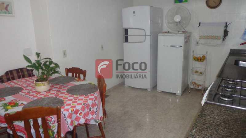 COPA COZINHA - Casa à venda Rua Belisário Távora,Laranjeiras, Rio de Janeiro - R$ 2.400.000 - FLCA40072 - 25
