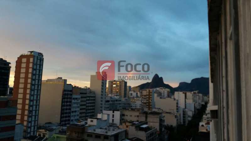 VISTA - Apartamento à venda Rua Barão da Torre,Ipanema, Rio de Janeiro - R$ 1.190.000 - FLAP22233 - 15