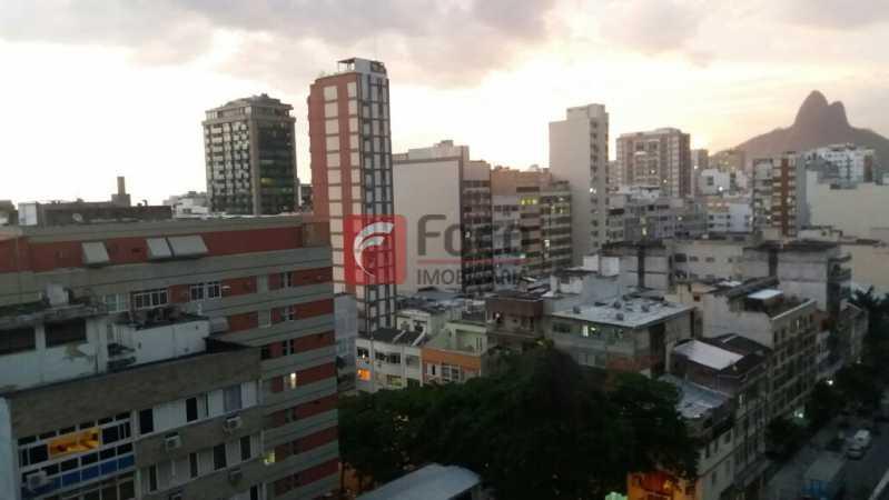 VISTA - Apartamento à venda Rua Barão da Torre,Ipanema, Rio de Janeiro - R$ 1.190.000 - FLAP22233 - 8