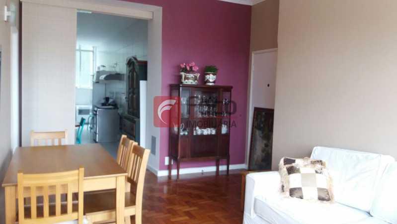 SALA - Apartamento à venda Rua Barão da Torre,Ipanema, Rio de Janeiro - R$ 1.190.000 - FLAP22233 - 3