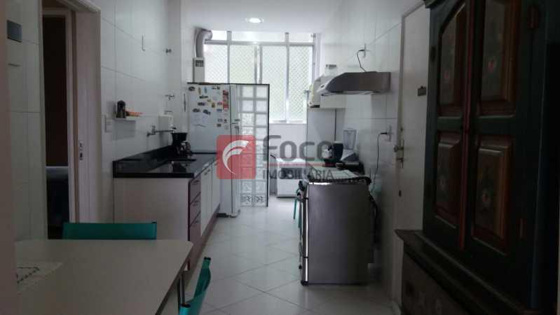 COZINHA - Apartamento à venda Rua Barão da Torre,Ipanema, Rio de Janeiro - R$ 1.190.000 - FLAP22233 - 19