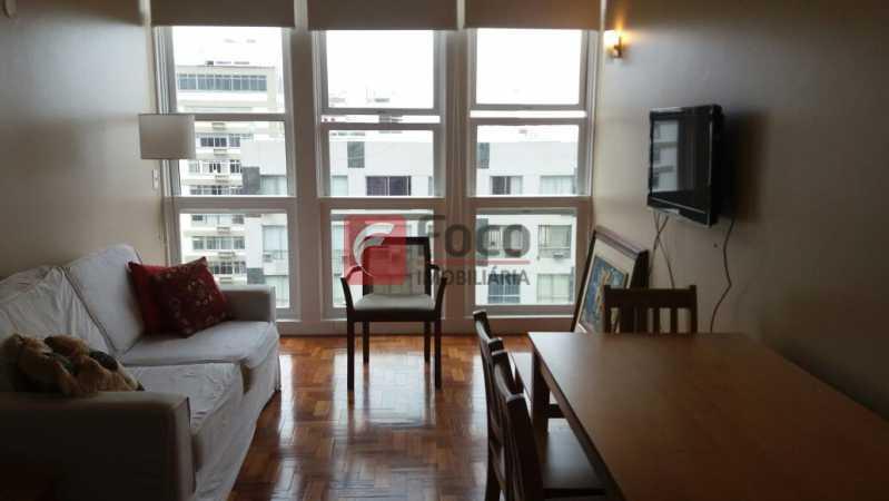 SALA - Apartamento à venda Rua Barão da Torre,Ipanema, Rio de Janeiro - R$ 1.190.000 - FLAP22233 - 4
