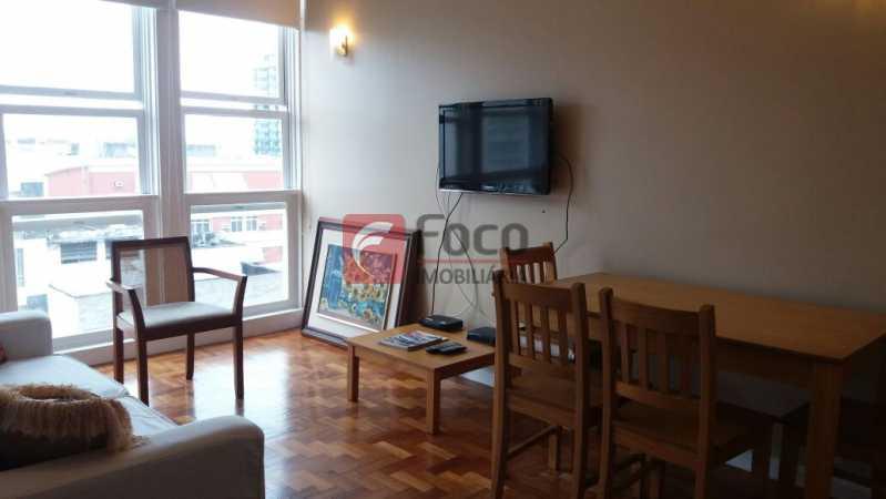 SALA - Apartamento à venda Rua Barão da Torre,Ipanema, Rio de Janeiro - R$ 1.190.000 - FLAP22233 - 6