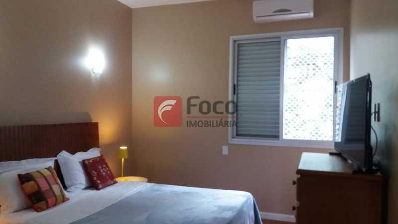 QUARTO 1 - Apartamento à venda Rua Barão da Torre,Ipanema, Rio de Janeiro - R$ 1.190.000 - FLAP22233 - 9