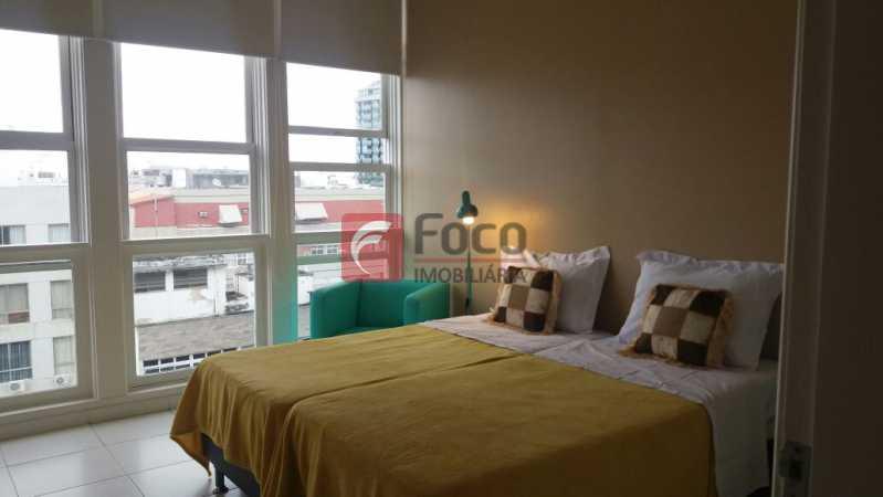 QUARTO 2 - Apartamento à venda Rua Barão da Torre,Ipanema, Rio de Janeiro - R$ 1.190.000 - FLAP22233 - 14