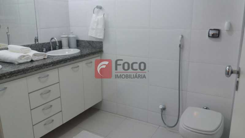 BANHEIRO SOCIAL - Apartamento à venda Rua Barão da Torre,Ipanema, Rio de Janeiro - R$ 1.190.000 - FLAP22233 - 17