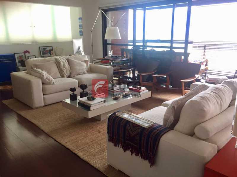 Sala  - Apartamento Lagoa,Rio de Janeiro,RJ À Venda,3 Quartos,205m² - JBAP31022 - 8