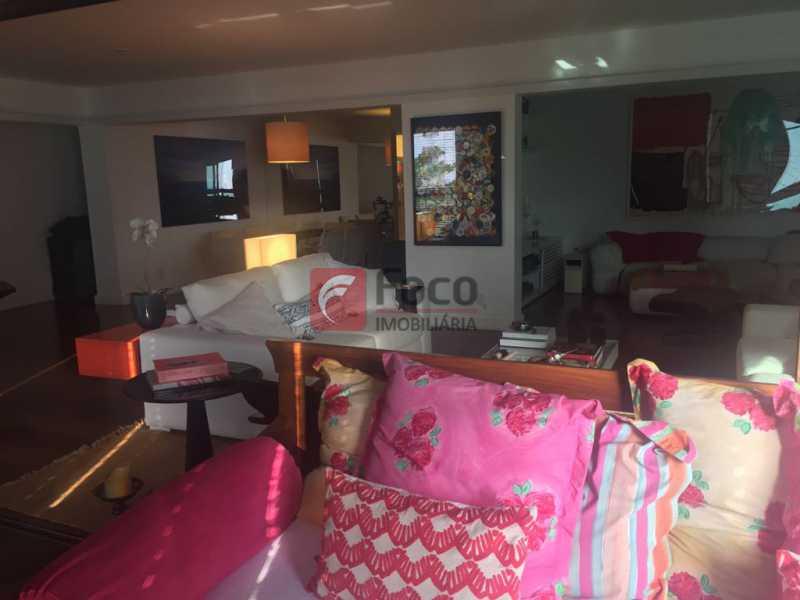 Sala  - Apartamento Lagoa,Rio de Janeiro,RJ À Venda,3 Quartos,205m² - JBAP31022 - 9