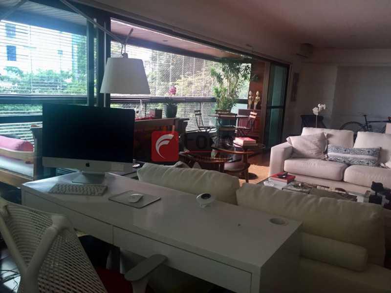 Sala - Apartamento Lagoa,Rio de Janeiro,RJ À Venda,3 Quartos,205m² - JBAP31022 - 11
