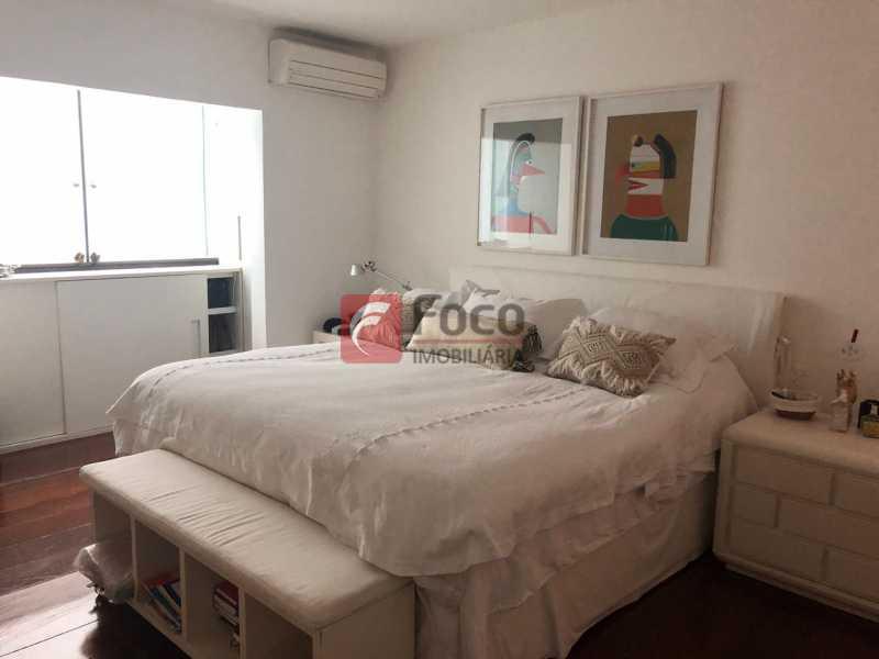 Quarto Suite - Apartamento Lagoa,Rio de Janeiro,RJ À Venda,3 Quartos,205m² - JBAP31022 - 12