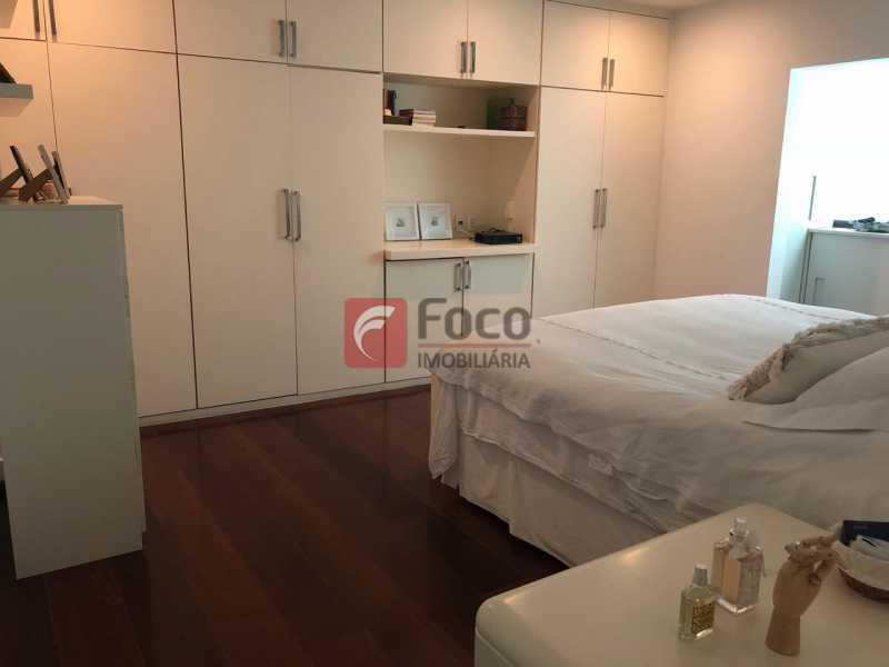 Quarto Suite - Apartamento Lagoa,Rio de Janeiro,RJ À Venda,3 Quartos,205m² - JBAP31022 - 13